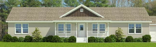 The drake modular home floor plan has amazing interior and exterior features hickory nc for Images of manufactured homes interior and exterior