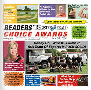 Silverpoint Homes named #1 Favorite Place to Buy a Manufactured Home in the 2014 Register-Heralds Reader's Choice Awards