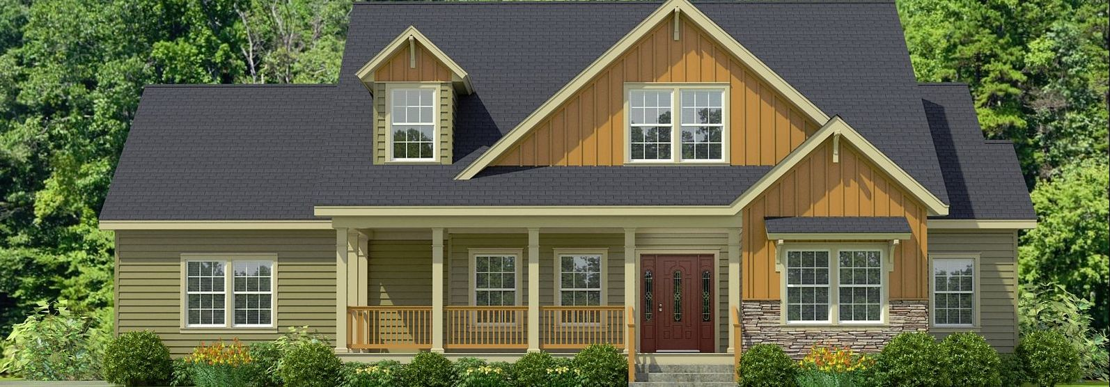 Maiden II Cape Cod Style Modular Home – High Quality, Full Functionality, and Aesthetic Appeal in One - Greensboro, NC
