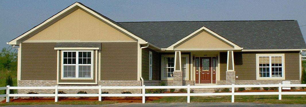 Cumberland Traditional Ranch Style Modular Home Improves the Single Story Living Experience - Greensboro, NC