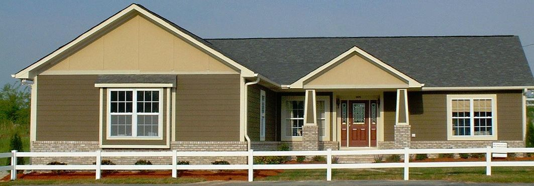 Check Out Ranch-Style Modular Homes - Greensboro, NC