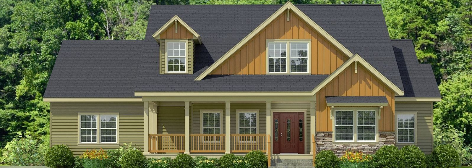 This Cape Cod Style Modular Home Comes with New Exciting Features - Greensboro, NC