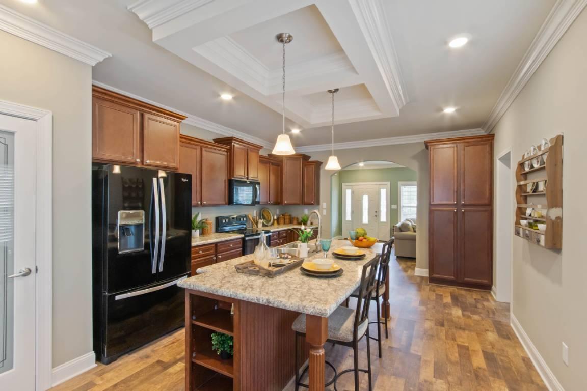 3145 Sq Ft Modular Home Floor Plan Buckeye Ii Modular