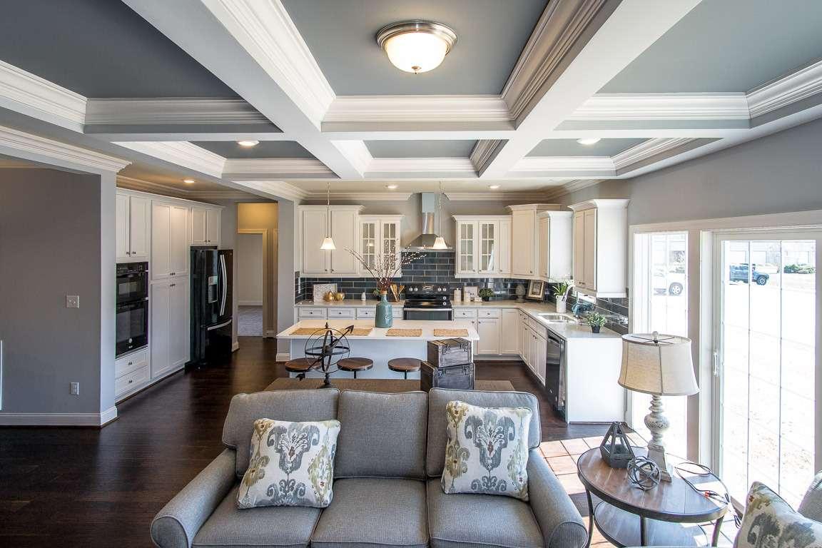 3051 Sq Ft Modular Home Floor Plan Maiden Ii Modular