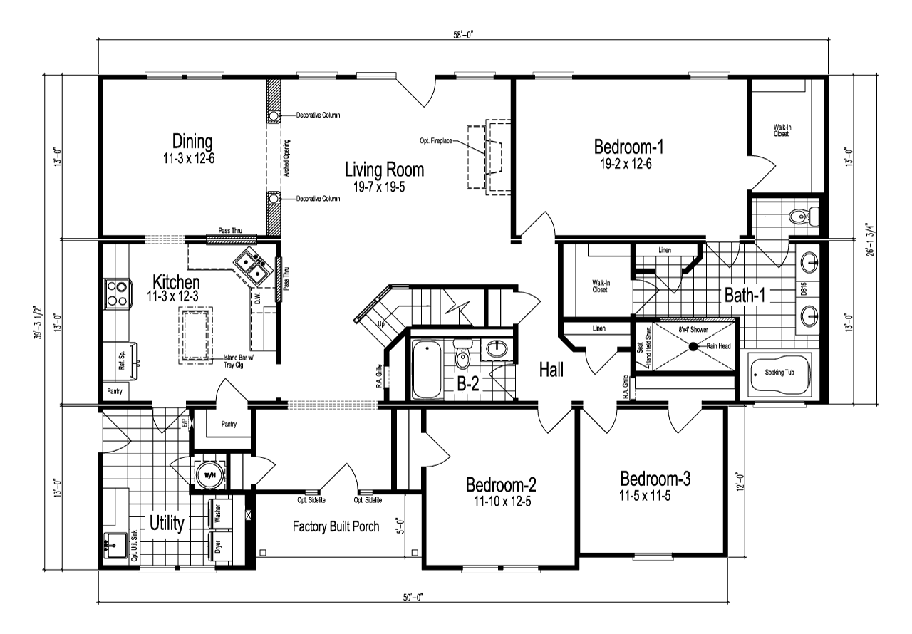 Modular Floor Plans Lincolnton NC Charlotte Greensboro - View floor plans